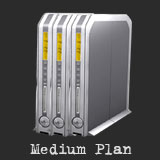 Medium Hosting Plan
